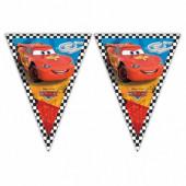 Bandeirola Faísca Cars 2,3m