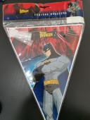Bandeirola Festa Batman