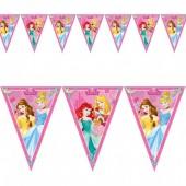 Bandeirola Princesas Disney
