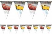 Bandeirolas Festa Faísca Cars 3