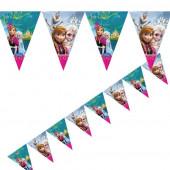 Bandeirolas Festa Frozen 230cm