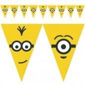 Bandeirolas Festa Minions