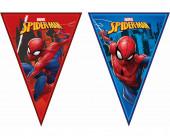 Bandeirolas Festa Spiderman Team Up