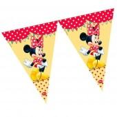 Bandeirolas Minnie Disney Café