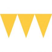 Bandeirolas Papel Amarelas 4.5m
