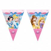 Bandeirolas Princesas Disney Glam