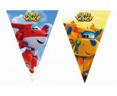 Bandeirolas Super Wings