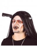 Bandolete Faca na Cabeça Halloween