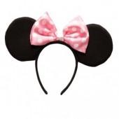 Bandolete orelhas Minnie Menina