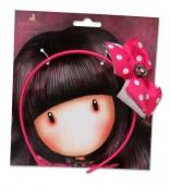 Bandolete para cabelo Gorjuss Ladybird