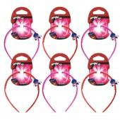 Bandolete para cabelo Ladybug - sortido