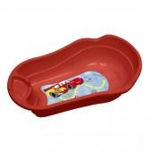 Banheira plástico para bebé de Cars