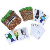 Baralho Cartas Minecraft
