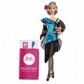 Barbie Argentina - Coleção Bonecas do Mundo