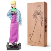 Barbie BMR1959 Boina Amarela