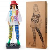 Barbie BMR1959 Calças Xadrez