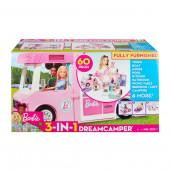 Barbie Caravana de Sonho 3 em 1