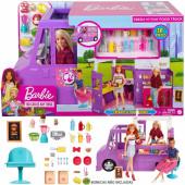 Barbie Carrinha de Comida