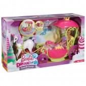Barbie Carruagem vila dos doces