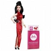 Barbie China - Coleção Bonecas do Mundo