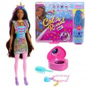 Barbie Color Reveal Peel Unicórnio