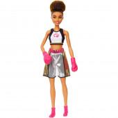 Barbie Posso Ser Pugilista