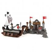 Barco Pirata + Fortaleza