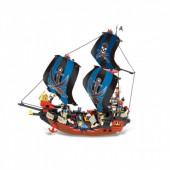 Barco Piratas Cruco Sluban 512pcs