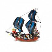 Barco Piratas Cruco