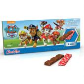 Barrinhas Chocolate Leite Patrulha Pata - 100gr