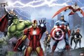 Base Individual Marvel Avengers