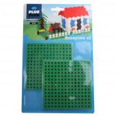 Base Plus-Plus Construções 2 Peças