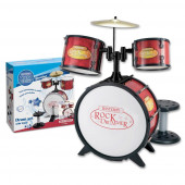 Bateria Rock Drummer