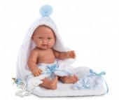 Bebé com Roupa de Banho 26 cm