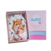 Bebé Reborn Alcofa com Mecanismo Sweet Reborn 50cm