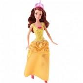 Bella Brilho Mágico Boneca Princesa Disney