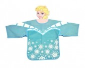 Bibe plastificado Elsa Frozen Disney