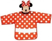 Bibe plastificado Minnie Mouse Disney