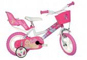 Bicicleta Barbie 12 polegadas - 2017