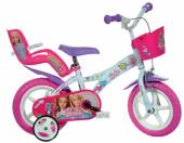 Bicicleta Barbie 12 polegadas