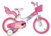 Bicicleta Barbie 14 polegadas - 2017