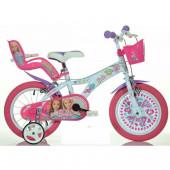 Bicicleta Barbie 14 polegadas