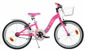 Bicicleta Barbie 20 polegadas