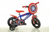 Bicicleta Capitão América 12 polegadas