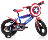 Bicicleta Capitão América 16 polegadas