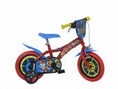 Bicicleta da Patrulha Pata 12 polegadas