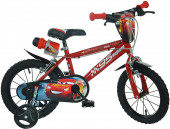 Bicicleta Faisca Cars 14 polegadas