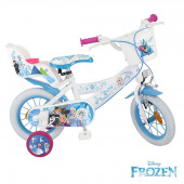 Bicicleta Frozen 12 polegadas Toimsa