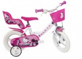 Bicicleta Hello kitty 12 polegadas - 2017
