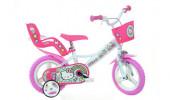 Bicicleta Hello Kitty - 12 polegadas